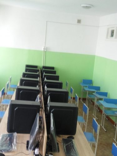 отчет по ремонту школы